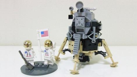 Apollo 11 LEGO CUUSOO
